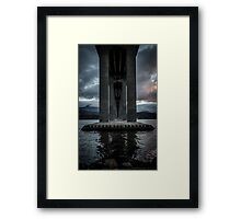 Tasman Bridge - Hobart Framed Print