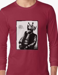 Greedo: Han Shot First Long Sleeve T-Shirt