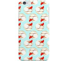 Ginger cat Fox iPhone Case/Skin