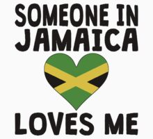 Someone In Jamaica Loves Me by ReallyAwesome