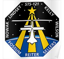 STS-121 Mission Logo Poster
