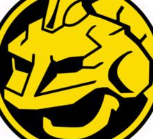 Black Poké Ranger Sticker