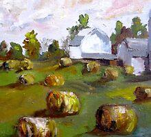 Barns and Bails by artbydelilah