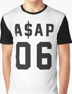 Asap Rocky Graphic T-Shirt