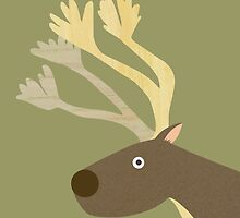 Reindeer by HeliconHill
