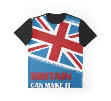Britain can make it,  retro vintage Graphic T-Shirt