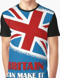 Britain can make it,  retro vintage Graphic T-Shirt