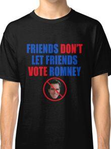 No Romney Classic T-Shirt