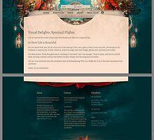 Duirwaigh Studios 2012 Web Design by AngiandSilas