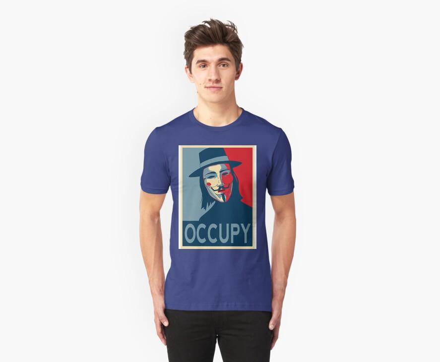 V - Occupy by Baresark