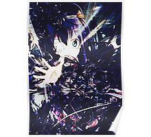 Chuunibyou demo Koi ga Shitai! - Rikka Takanashi - FRICTION EDIT - No Title Text Poster