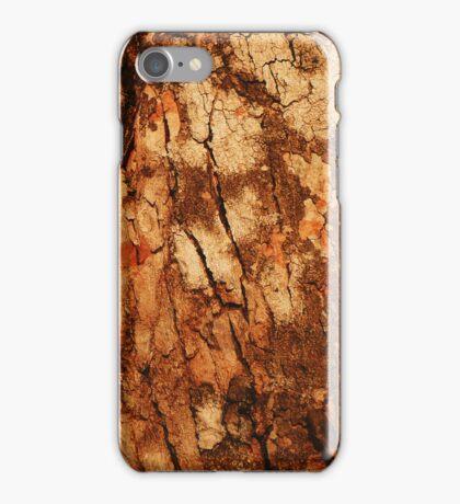 Rough Bark iPhone Case/Skin