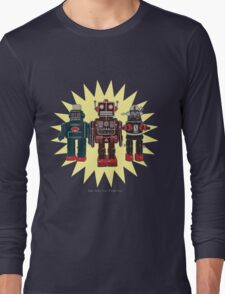 We Are The Robots Long Sleeve T-Shirt