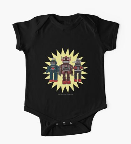 We Are The Robots One Piece - Short Sleeve