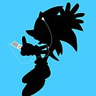Sonic iPod by Poulpi