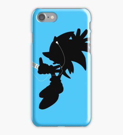 Sonic iPod iPhone Case/Skin