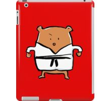 black belt iPad Case/Skin