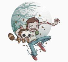 Zombie Buddies by hammo