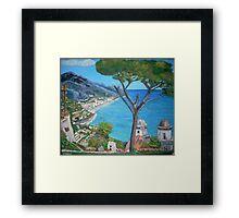 Ravello, Italy Framed Print