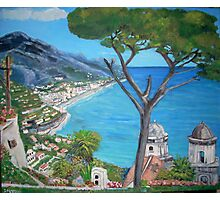 Ravello, Italy Photographic Print