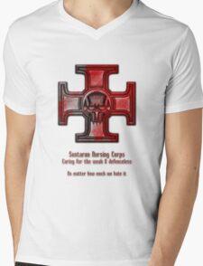 Sontaran Nursing Corps Mens V-Neck T-Shirt