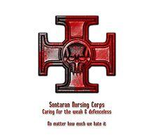 Sontaran Nursing Corps Photographic Print