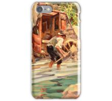 Charles Hargens - Untitled 5 iPhone Case/Skin