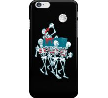 Funeral of the Already Dead iPhone Case/Skin