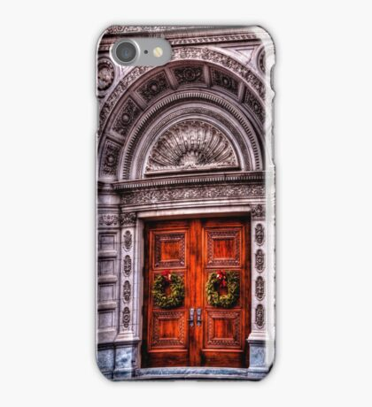 Holy Place iPhone Case/Skin