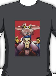 Lou Scannon Cover T-Shirt