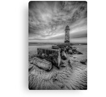 Welsh Light House Canvas Print