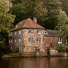 The Fulling Mill: Durham by Giorgio Elesaro