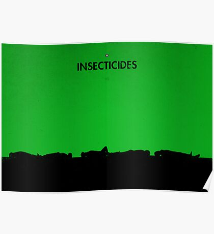 99 Steps of Progress - Insecticides Poster