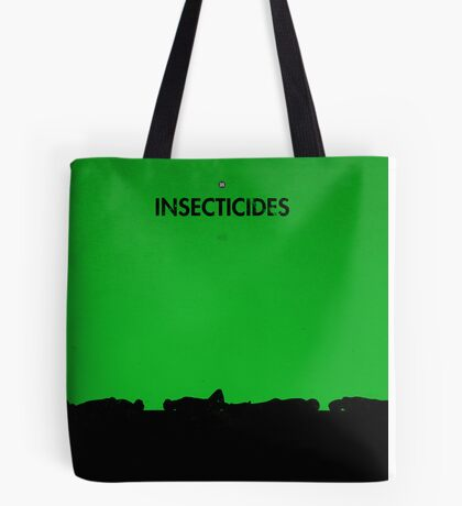 99 Steps of Progress - Insecticides Tote Bag