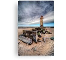 Welsh LightHouse Canvas Print