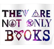 They Are Not Only Books Poster