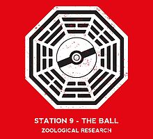 Station 9 - The Ball by sebisghosts