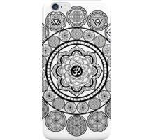 Great Mandala iPhone Case/Skin