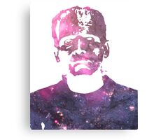 Galaxy Boris Karloff Frankenstein Canvas Print