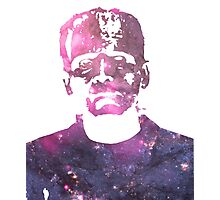 Frankenstein | Boris Karloff | Galaxy Horror Icons Photographic Print
