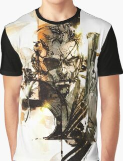 Metal Gear Solid V - The Phantom Pain - Collector Graphic T-Shirt