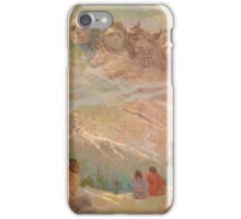 Charles Hargens - Untitled 7 iPhone Case/Skin