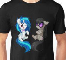 MLP - Vinyl & Octavia Unisex T-Shirt