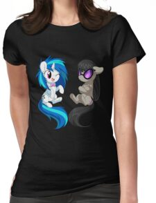 MLP - Vinyl & Octavia Womens Fitted T-Shirt