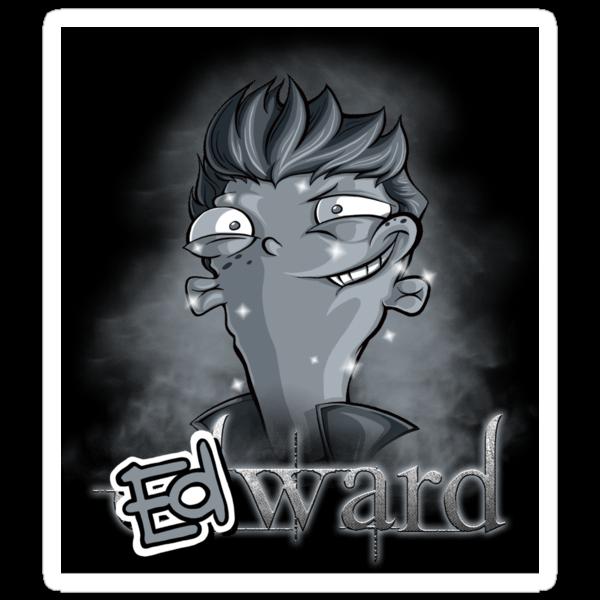 Team ED - Sticker by TrulyEpic