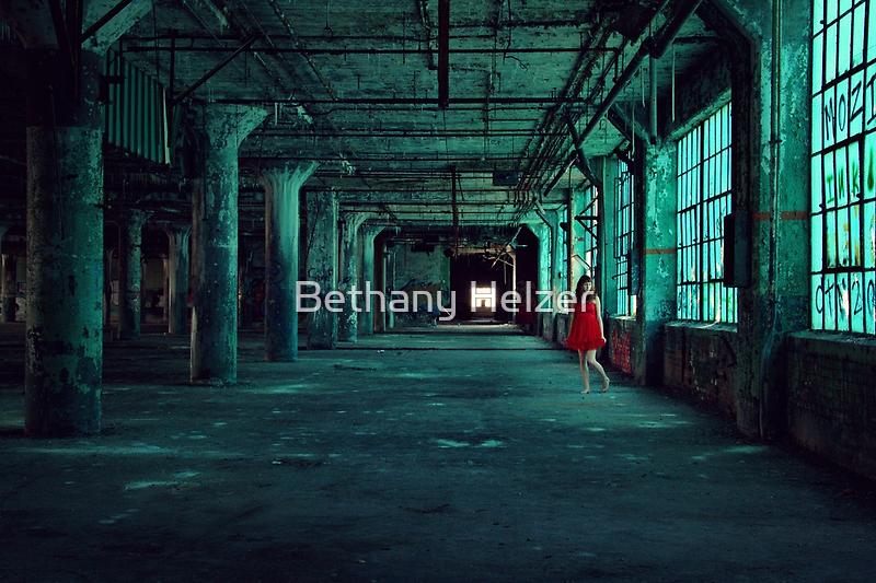 The Green Hallway by Bethany Helzer