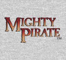 Mighty Pirate Kids Tee