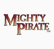 Mighty Pirate One Piece - Short Sleeve