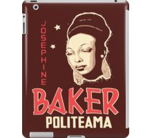 Vector art Josephine Baker iPad Case/Skin