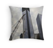 One World Trade  Throw Pillow